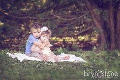 Sweet Siblings | Baby & Toddler Photography | British Columbia Photographer