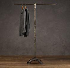 Mercantile Coat Rack
