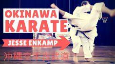 OKINAWA KARATE SEMINAR | Bunkai, Self-Defense & Kobudo — Jesse Enkamp