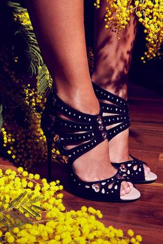 best fashion accessories Chloe Jade Green Shoes Summer Collection vegas