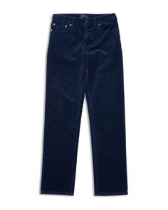 Ralph Lauren Childrenswear Boys' Skinny Stretch Corduroy Pants - Sizes 8-20