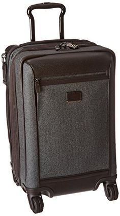 Carry-on Luggage Collections | Tumi Astor Osborne 4 Wheel International CarryOn Earl Grey One Size -- You can get additional details at the image link. Note:It is Affiliate Link to Amazon.