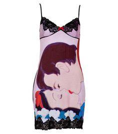 Peter Alexander - Secret Online Sale - Womens Nighties and PJ Sets - The Kiss Slinky Nightie