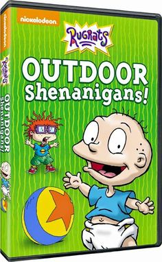 Sugar Pop Ribbons Reviews and Giveaways: Nickelodeon Rugrats: Outdoor Shenanigans DVD Review & Giveaway