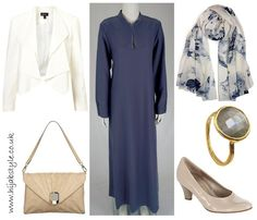 Hijab Style site.  I'm nowhere close to Muslim, but it's nice to see some professional non-suit options that are extremely modest.