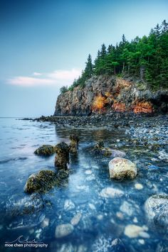 Owl's Head, Maine. It may be the middle of winter right now, but we can always dream about summer!