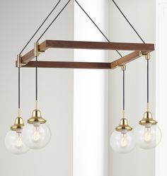 Rose City Multi-Light Chandelier | Lighting for Dining Rooms, Entryways, Living Spaces | Rejuvenation