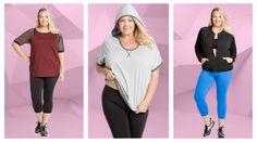 Buy Women Plus Size Yoga Clothes, Activewear Workout Clothes Online | Lola Getts