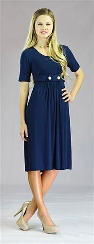Bailey Modest Dress by Mikarose, Modest Dresses $48.99