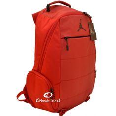 "Nike Air Jordan 15"" Laptop Red Post Backpack 464998 for $54.00 at OrlandoTrend.com #OrlandoTrend"