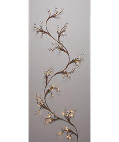 Brown Branch LED Garland #zulily #zulilyfinds