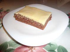 Fotorecept: Orechový koláč s rumom