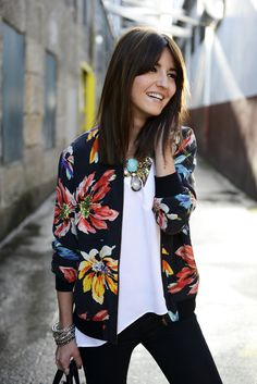 Floral #mode #fashion #style