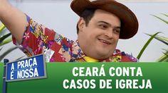A Praça É Nossa (09/06/16) Matheus Ceará conta casos da igreja