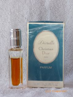 Dior Diorella Parfum 7.5ml Batch code 4W411