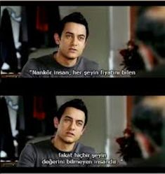 "Time to think ""know value"" – private - Zitate Film Quotes, Sad Quotes, Best Quotes, Film Pictures, Epic Fail Pictures, Film Life, Aamir Khan, Stress, Meaningful Words"