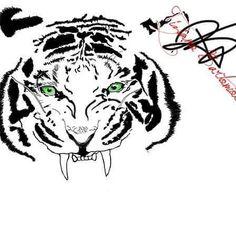 #tattoo  #tyger #tigre #occhidellatigre #eyesofthetiger  #disegno