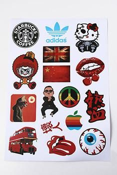 UTSA vinyl sticker for skateboard luggage laptop tumblers car a