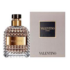 Valentino Uomo Cologne by Valentino 3.4oz Eau De toilette spray for Men