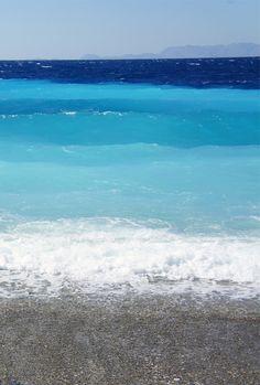 Beach at Rhodos
