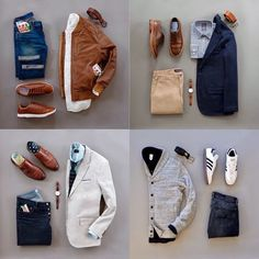 115 most popular casual outfits ideas for men 25 Look Fashion, Fashion Outfits, Fashion Vest, Fashion Sites, Fashion Guide, Fashion Advice, Womens Fashion, Fashion Trends, Men Dress