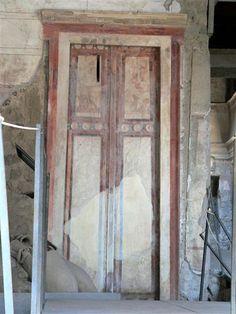 Pompeii Door