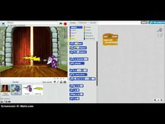 Sprite Interaction in Scratch - YouTube