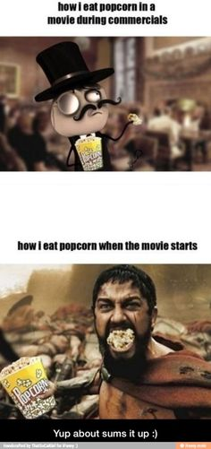 Movies in a nutshell