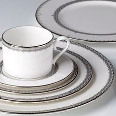 Lace Couture Dinnerware by Lenox