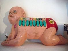 Creepy Toys That Would Traumatise Any Child
