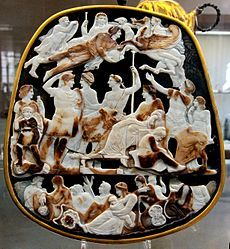 Cameo (carving) - Wikipedia, the free encyclopedia