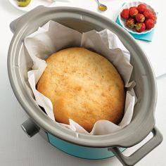 Pain de base à la mijoteuse - Les recettes de Caty Slow Cooker Recipes, Cooking Recipes, Healthy Recipes, Brioche Bread, Bread And Pastries, My Best Recipe, Artisan Bread, Cornbread, Crockpot