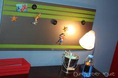 Decorate IKEA Magnetic Board