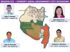 Schools & Division Offices - DepEd Region XII Division, Offices, Schools, Office Spaces, Colleges