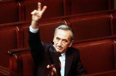 Tadeusz Mazowiecki: Sto lat! Warsaw Pact, European Countries, Cold War, 40 Years, Homeland, Politics, Prime Minister, Confidence, Polish