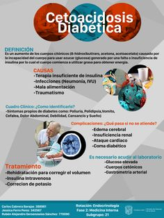 ¿Sabes qué es la cetoacidosis diabética? Diabetes Tattoo Type 1, Diabetic Desserts, Diabetic Recipes, Annorexia Tips, Health Tips, Health And Wellness, Medical Facts, Med Student, Nursing
