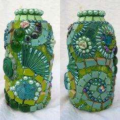 vasi mosaico