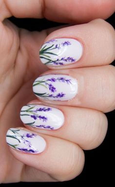 There is a plethora of Easy Spring Nail Designs for Short Nails you can try out at home. Nail art is universal, and is for all kinds of nails-short and long. Cute Spring Nails, Spring Nail Art, Cute Nails, Pretty Nails, Summer Nails, Spring Art, Spring Summer, Nail Designs 2017, Nail Designs Spring