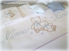 DISEGNO per lenzuolino o copertina da bimbi by Lavandaelilla