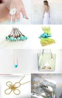 Summer Daisies by Sandrine on Etsy