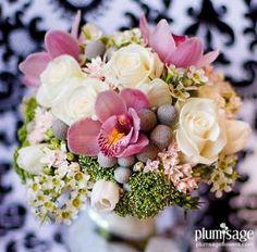 Plum Sage Flowers - Denver