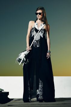 BCBG Max Azria Resort 2014 Fashion Show Collection