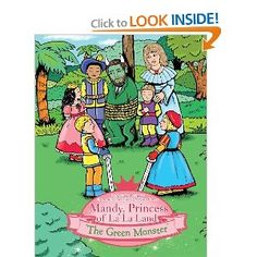 """Mandy Princess of La La Land"" is a fable/fantasy for children. Mandy and her cousins are very much attached to their abuela, which is Spanish for grandmother, who reads to them and tells them stories of Cuba, where she had grown up. She tells them of a green monster who had enslaved the people of Cuba, and Mandy imagines how she and her cousins could conquer the monster and free the children of  Cuba. Mandy has a great imagination -- she gives each child superpowers and sk"