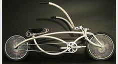 Swarovski Lowrider Bike by Ben Wilson Design - richtigteuer. Cruiser Bicycle, Bicycle Art, Bicycle Design, Trike Bicycle, Cool Bicycles, Cool Bikes, Lowrider Bicycle, Motorcycle Bike, Cycling Bikes