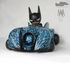 "Batmobile Redux | Designers"" David Bishop x Stu Witter 