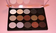 Sessa Pro Natural Eyeshadow Palette by SessaCosmetics on Etsy, $35.99