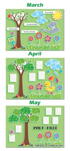 essay on spring season for class 3