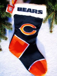 33 best Chicago Bears Christmas images on Pinterest | Holiday images ...