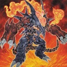 Yu Gi Oh. Volcanic Doomfire.