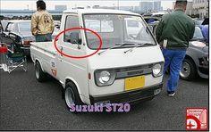 รับกระจกมองข้าง suzuki st20 - Page 1 Suzuki Carry, Kei Car, Mini Trucks, Japanese Cars, Kustom, Classic Cars, Vans, Vroom Vroom, Vehicles